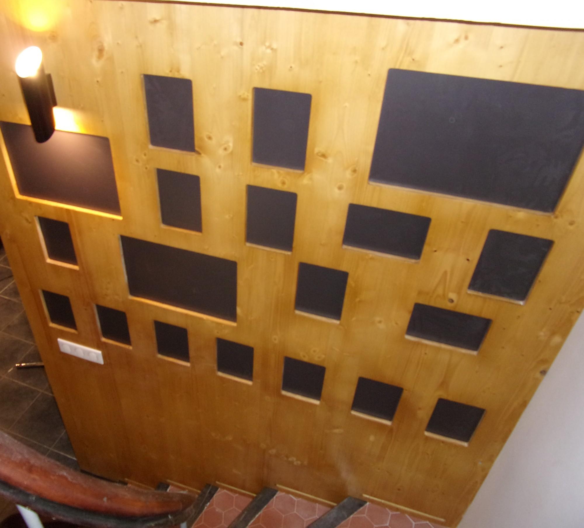 Habillage De Mur Intérieur habillage mur intérieur bois - menuiserie md marseille